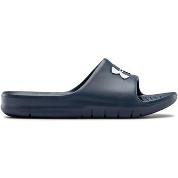 Chaussures Homme Claquettes Under Armour Core Pth Slide Bleu marine