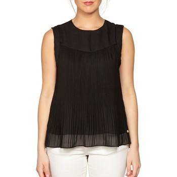 Vêtements Femme Tops / Blouses Deeluxe Blouse KILNA Black