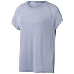 Vêtements Femme T-shirts manches courtes Reebok Sport One Series Burnout Gris