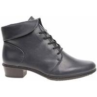 Chaussures Femme Bottines Rieker Stiefelette Graphite