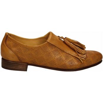 Chaussures Femme Mocassins Calpierre VISES REVINS ocra