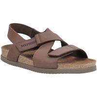 Chaussures Homme Sandales et Nu-pieds Mephisto NADEK DK BROWN