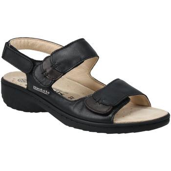 Chaussures Femme Sandales et Nu-pieds Mobils GETHA NOIR