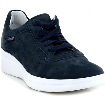 Chaussures Femme Baskets basses Mephisto CHRIS PERF NAVY