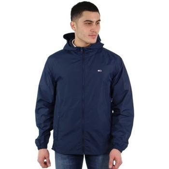 Vêtements Homme Vestes Tommy Jeans Coupe-vent  ref_48665 Marine bleu