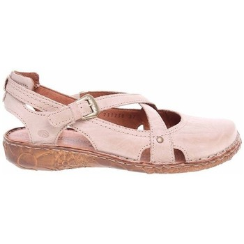 Chaussures Femme Sandales et Nu-pieds Josef Seibel Ballerinas Rose