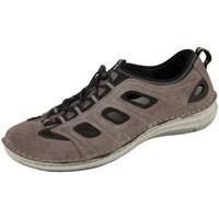 Chaussures Homme Sandales sport Josef Seibel Slipper Anvers Gris, Marron