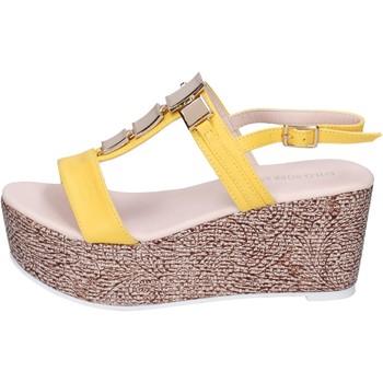 Chaussures Femme Tous les vêtements Solo Soprani BN647 Jaune