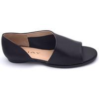Chaussures Femme Sandales et Nu-pieds Jhay 3051 Noir