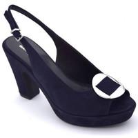 Chaussures Femme Sandales et Nu-pieds Gianmarco Sorelli 2040 bleu