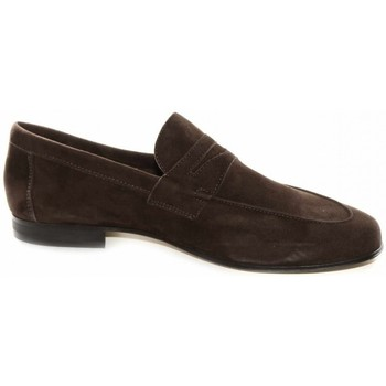 Chaussures Homme Mocassins Soldini MOCASSINO MARRONE 20115 Marron