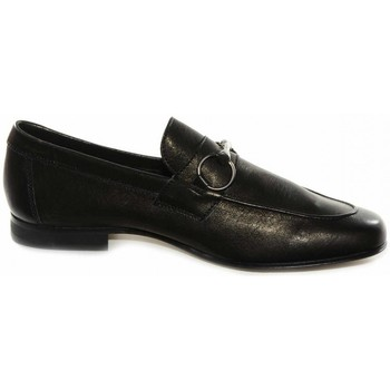 Chaussures Homme Mocassins Soldini MOCASSINO NERO 20422 Noir