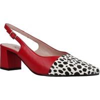 Chaussures Femme Escarpins Joni 18502J Rouge