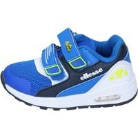 Chaussures Garçon Baskets basses Ellesse BN655 Bleu