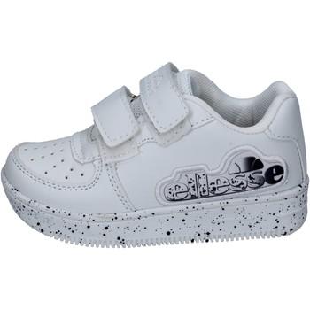 Chaussures Garçon Baskets basses Ellesse BN658 Blanc