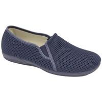 Chaussures Femme Mocassins Cbp - Conbuenpie  Bleu