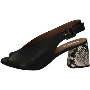 Chaussures Femme Sandales et Nu-pieds Melluso N622PT NOIR