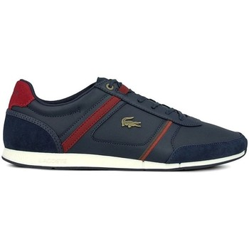 Chaussures Homme Baskets basses Lacoste Menerva Graphite