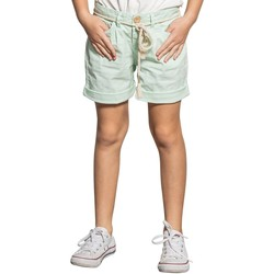 Vêtements Fille Shorts / Bermudas Deeluxe Short STATE Light Mint