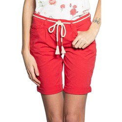 Vêtements Femme Shorts / Bermudas Deeluxe Short STATE Cherry