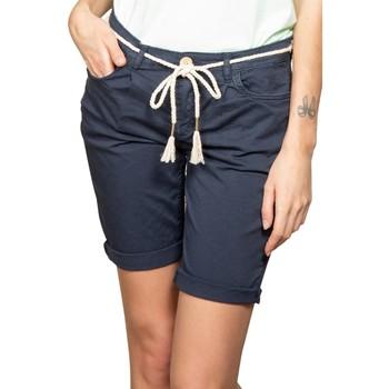 Vêtements Femme Shorts / Bermudas Deeluxe Short STATE Navy