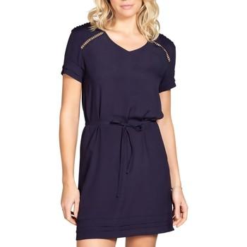 Vêtements Femme Robes courtes Deeluxe Robe NEMI Navy