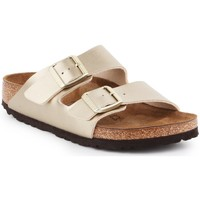 Chaussures Femme Mules Birkenstock Arizona BS Doré