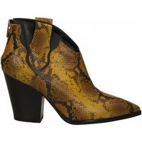 Chaussures Femme Bottines Janet&Janet SATIRO giallo-nero
