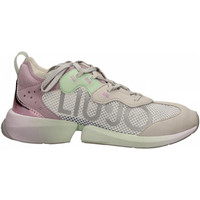Chaussures Femme Baskets mode Liu Jo Sport Shoes YULIA 04 s1028-grey-lilac