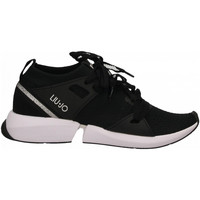 Chaussures Femme Baskets mode Liu Jo Sport Shoes YULIA 01 22222-black
