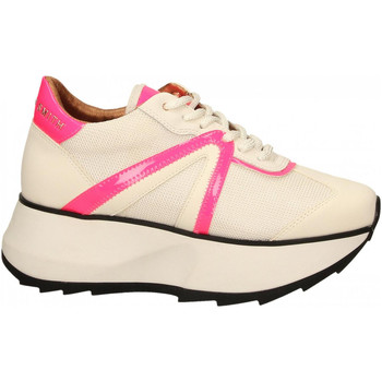 Chaussures Femme Baskets basses Alexander Smith CHELSEA white-fluo-pink