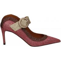 Chaussures Femme Escarpins Martina T SABOT GLITTER rosso