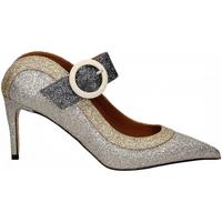 Chaussures Femme Escarpins Martina T SABOT GLITTER argento