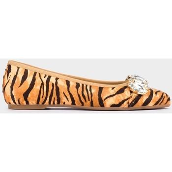 Chaussures Femme Ballerines / babies Pedro Miralles Toscana Marron