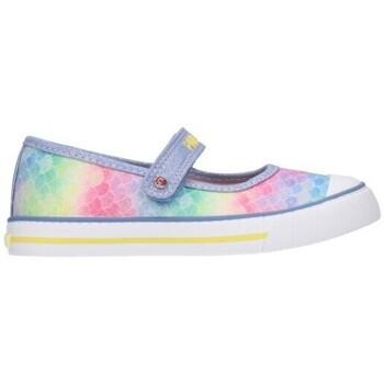 Chaussures Fille Baskets mode Pablosky 962410 Niña Jeans bleu