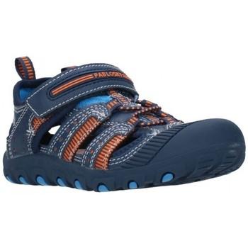 Chaussures Garçon Sandales et Nu-pieds Pablosky 963830 Niño Azul marino bleu