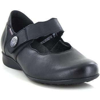 Chaussures Femme Ballerines / babies Mobils FLORA BLACK