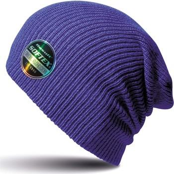 Accessoires Accessoires sport Result Bonnet  Core Softex violet