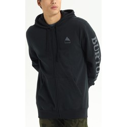 Vêtements Homme Sweats Burton Men's Elite Full Zip Hoodie True Black