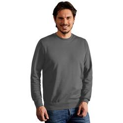 Vêtements Sweats Promodoro Sweat interlock unisexe promotion gris