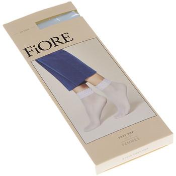 Sous-vêtements Femme Collants & bas Fiore Bas socquettes - SOFT POP Bleu