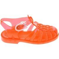 Chaussures Fille Andrew Mc Allist Méduse Sandales aquatiques en plastique bébé SUN Orange