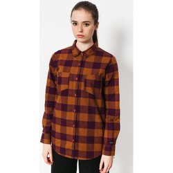 Vêtements Femme Chemises / Chemisiers Volcom Women's Granite Flannel Shirt COP Copper