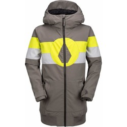 Vêtements Garçon Polaires Volcom Boys West Snowboard Jacket CHR