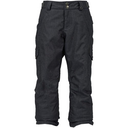 Vêtements Fille Pantalons cargo Burton Girls Elite Cargo Snowboard Pant Denim