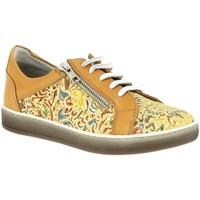 Chaussures Femme Baskets basses Dorking 8226 jaune