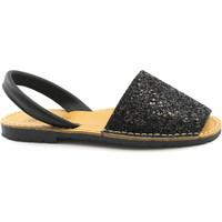 Chaussures Femme Sandales et Nu-pieds Ska -CCC-IB-DGN-NE Nero