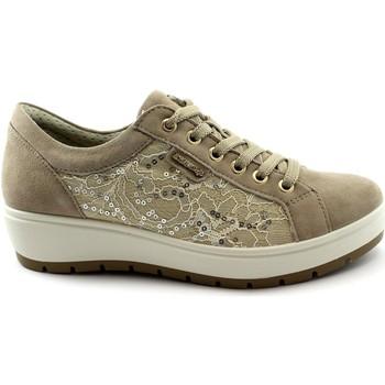 Chaussures Femme Baskets basses Enval ENV-E20-274922-TA Beige