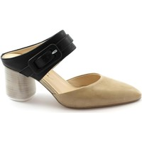 Chaussures Femme Sandales et Nu-pieds Malù Malù MAL-E20-4304-SN Beige