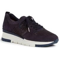 Chaussures Femme Baskets basses Tamaris 23745 bleu